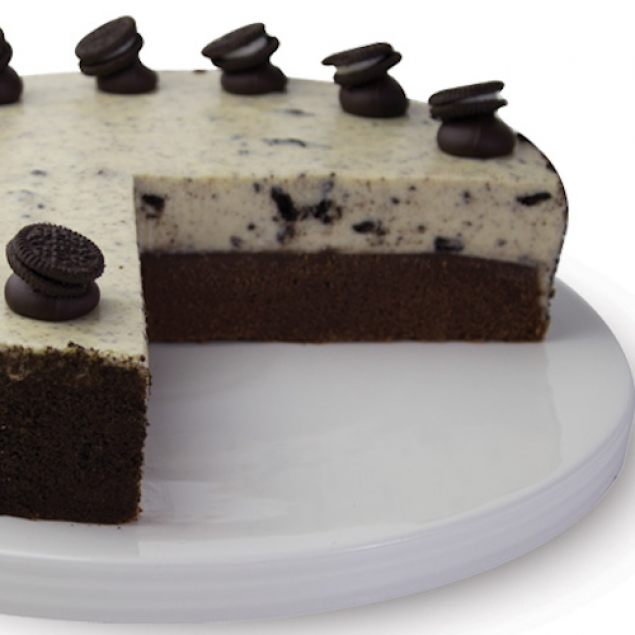 Cookies & cream mousse cake - 20cm