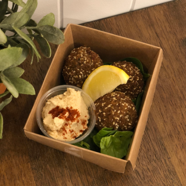 Falafel box (individual packed)